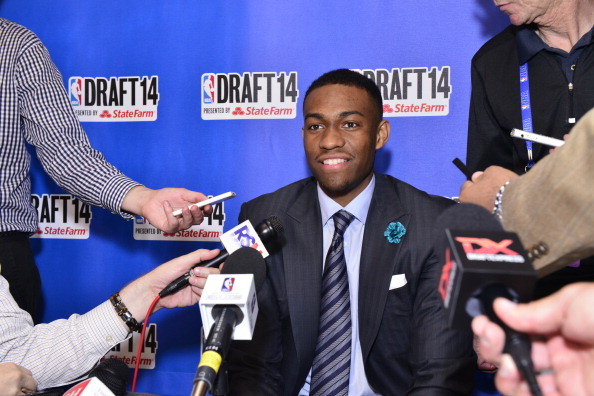 "Seth Davis on Cavs' No. 1 Pick: ""I Think They Should Take Jabari Parker, Can Score in Variety of Ways"""