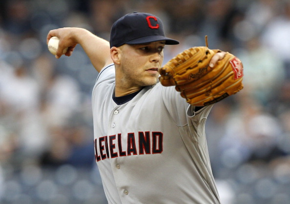 Indians Trade RHP Justin Masterson To Cardinals