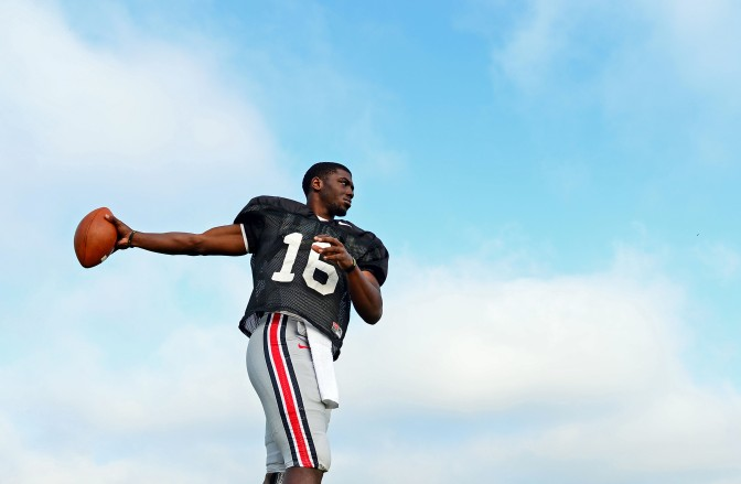 Meet Ohio State's new starting QB: J.T. Barrett