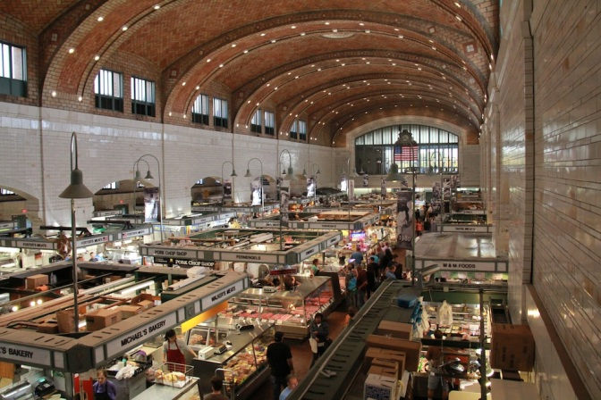 10 Odd Foods You Can Find At The West Side Market In Ohio City