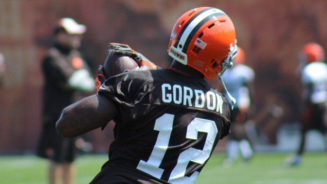 Roda Report: Gordon & New Drug Policy, Training Camp On Move, NFL Mob Mentality
