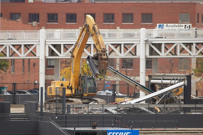 Indians: Check Out Photos of Right Field District & Gate C area.