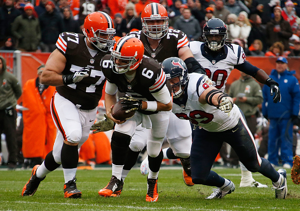 Team Grades: Turnovers Plague Browns Versus Texans