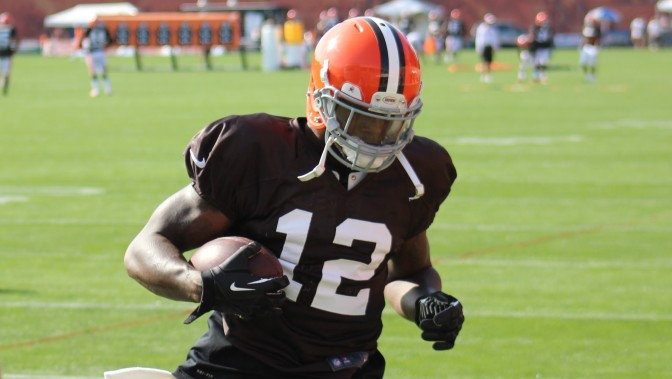 "Browns Excited For Return Of Josh Gordon, Not Looking To Him As ""Savior"""